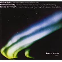 Piano works by Donna Amato (1995-11-29)