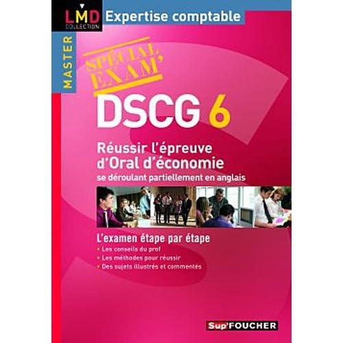Spécia Exam' DSCG 6