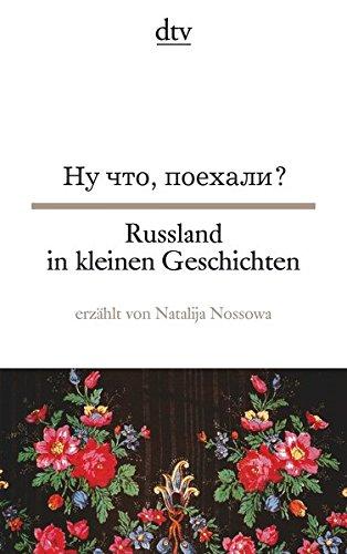 Russland in kleinen Geschichten (dtv zweisprachig)