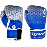 HITMAN BY TRIUMPH FORCE PU Training Boxing Gloves