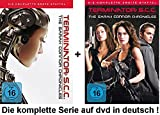 Terminator die komplette Serie Season I+II- The Sarah Connor Chronicles Staffeln 1+2 dvd Set