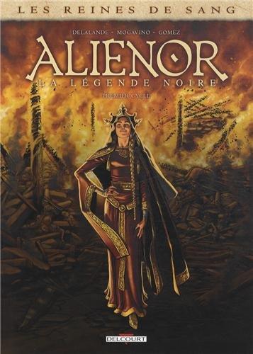 Les Reines de sang - Aliénor, la légende noire - Fourreau T1 à T3