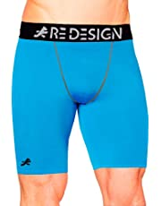 Redesign Compression Nylon Short Tights (Color Options)