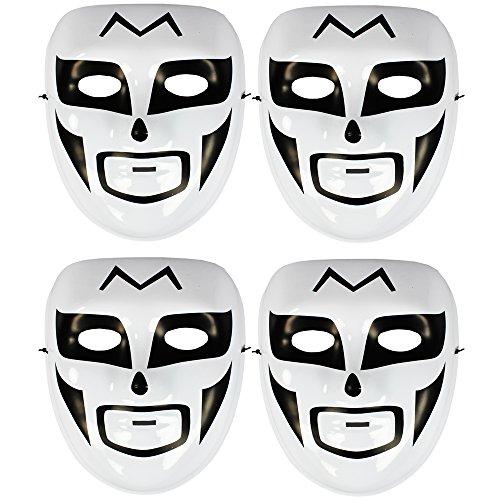 COM-FOUR® 4x Maske