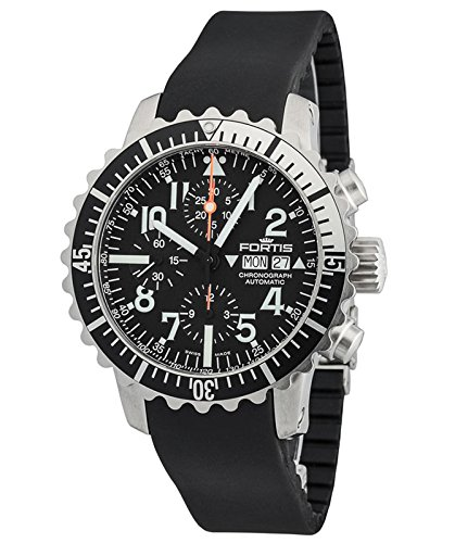 Fortis B de 42Marino Master Cronógrafo Automatic Day Date Reloj de hombre