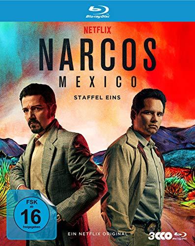 NARCOS: MEXICO - Staffel 1 [Blu-ray]