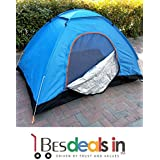 Style Eva Stylish Person Portable Pop Up Beach Tent Anti-UV Sun Shade Cabin Outdoor Camping For 3 ~ Persons (Multi Color)