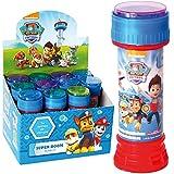 6X Seifenblasen Paw Patrol | Mitgebsel zum Kindergeburtstag, Sommerparty und Kinderparty ┃ Kinder lieben Diese Bubbles | Spiel & Spaß