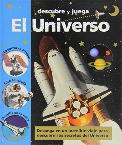 El universo (Descubre y juega) por Hermione Edwards
