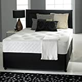 Divan Bed with Ortho Mattress, Headboard and 2 drawers (4ft6 Double)