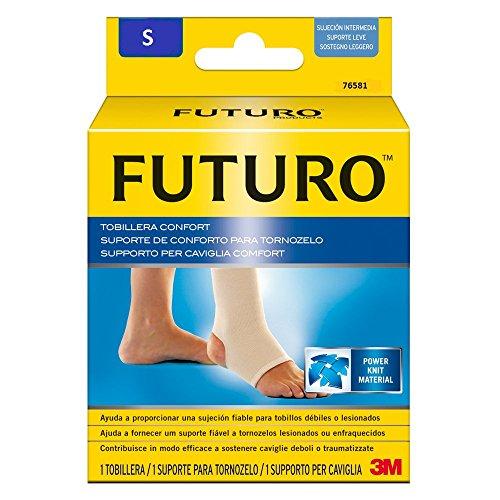 Futuro YP203000705 76581IE Komfortable Knöchelbandage, Gr. S