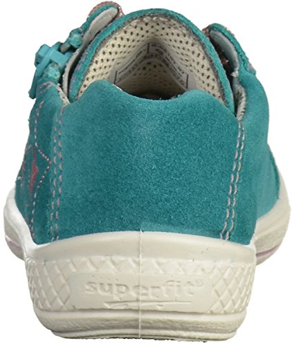 Superfit Mädchen Tensy Low-Top Türkis