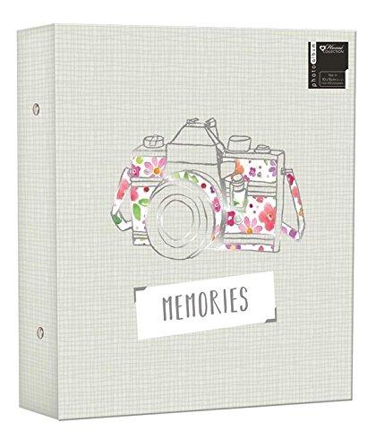 große Ringbinder Fotoalbum 500 Fotos Andecken Design hält 500 6x4