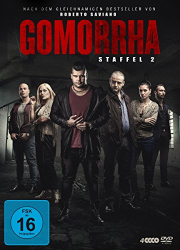 Samt Graben (Gomorrha - Staffel 2 [4 DVDs])