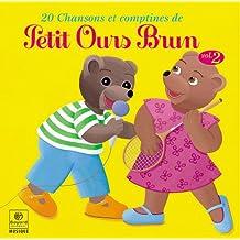 20 Chansons et comptines de Petit Ours Brun Vol. 2