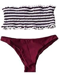 5c0d6a01b49f Amazon.es: Bikinis - Ropa de baño: Ropa: Conjuntos, Braguitas ...