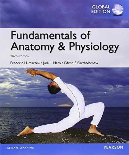 Fundamentals of Anatomy & Physiology with Mastering A&P by Frederic H. Martini (2014-09-29)