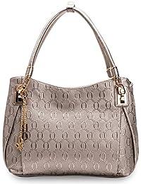 MATAGA - Bolso mochila  de Piel para mujer