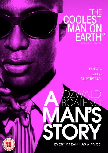 a-mans-story-dvd-uk-import