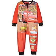 Unbekannt Jungen Einteiliger Schlafanzug Lightning Mcqueen Cars Character
