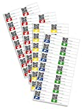 Caso Zip-Beutel, 20 Stück für Caso Geräte mit speziellen Vakkum-Adapter, Kochfest, Mikrowellen und Sous Vide geeignet, 20 x 23 cm - 5