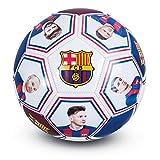 Barcellona - Pallone ufficiale con foto e firme immagine