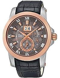 Seiko De los hombres Watch Premier Kinetic Perpetual Reloj SNP114P2