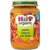 Hipp Italienne De Pâtes Biologiques Au Jambon 7 + Mois 190G