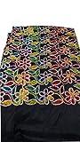 Alankar Textiles Kuchi Work Multicolor U...