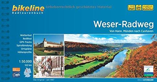 Weser - Radweg - von Hann. Munden nach Cuxhaven 2018