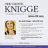 Der große Knigge Jahres-CD 2013, CD-ROM