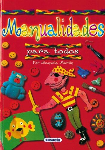 MANUALIDADES PARA TODOS (Adivinanzas y Chistes) por Equipo Susaeta