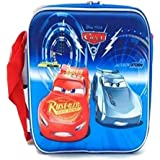Disney Pixar Cars 3 Boys' Deluxe 3D Lunch Bag With Long Strap