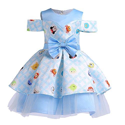 arty Hochzeit Besondere Prinzessin Festzug Kleider (Mädchen Besonderen Anlass)
