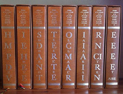 HISTOIRE DE LA MEDECINE, DE LA PHARMACIE, DE L'ART DENTAIRE ET DE L'ART VETERINAIRE.