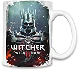 Style Matters Affiche du Chasseur Sauvage 3 The Witcher - The Witcher 3 Wild Hunt Poster Unique Coffee Mug | 11Oz Ceramic Cup| The Best Way to Surprise Everyone on Your Special Day| Custom Mugs by