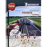 Atlas France 2015 PRO de la route Michelin