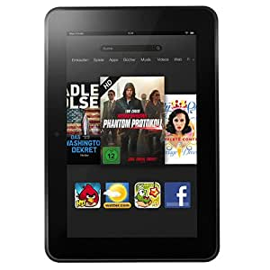 Kindle Fire HD 8.9, 22,6 cm (8,9 Zoll), Dolby-Audio-System, Dualband-WLAN, 32 GB