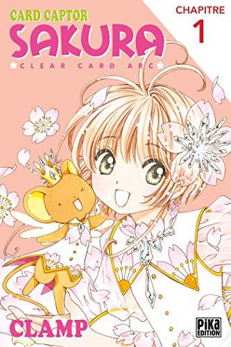Couverture du livre Card Captor Sakura - Clear Card Arc Chapitre 1