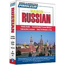 Basic Russian (Simon & Schuster's Pimsleur)