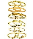 Jewels Galaxy Combo Of Victoria Bangle S...