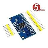 DollaTek 5Pcs CD74HC4067 CMOS 16 Kanal 16 CH Digital Analog Multiplexer Breakout Modul Für Arduino