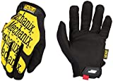 "Mechanix Wear MG-01-008 Small ""Original"" Gloves - Yellow"