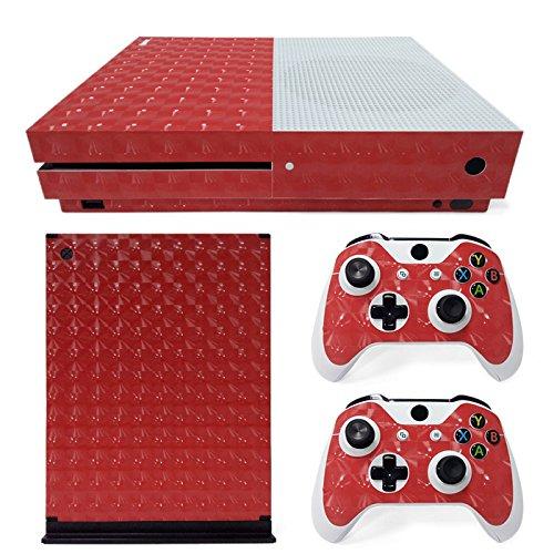 Gotor® Vinile Modello Xbox One S Skin Sticker Decalcomanie della pelle Per Xbox One S Console and Wireless Controller 3#