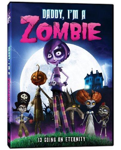 Daddy, I'm a Zombie by Kim Wharton