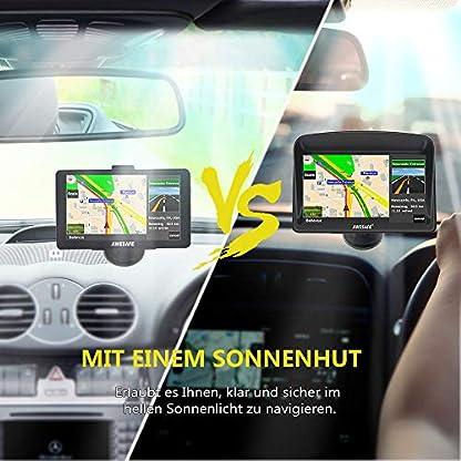 GPS-Navi-Navigation-fr-Auto-LKW-PKW-KFZ-Navigationsgert-7-Zoll-Lebenslang-Kostenloses-Kartenupdate-POI-Blitzerwarnung-Sprachfhrung-Fahrspurassistent-2018-Europa-Karten