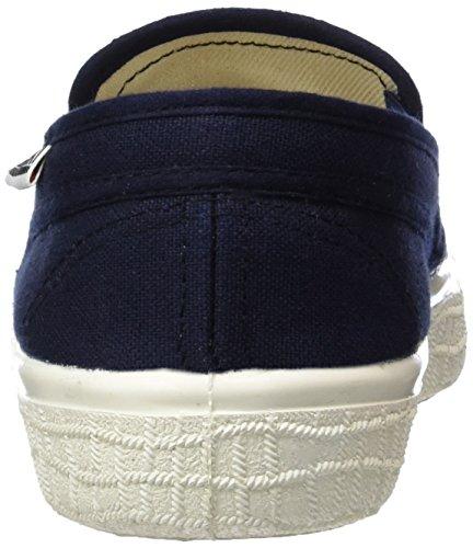 Kawasaki Sab, Slim, Baskets Basses mixte adulte Bleu - Blau (Dark Navy, 592)