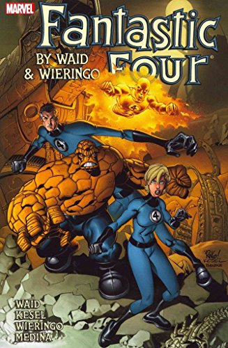 [Fantastic Four Ultimate Collection: Bk. 4] (By: Mark Waid) [published: January, 2012]