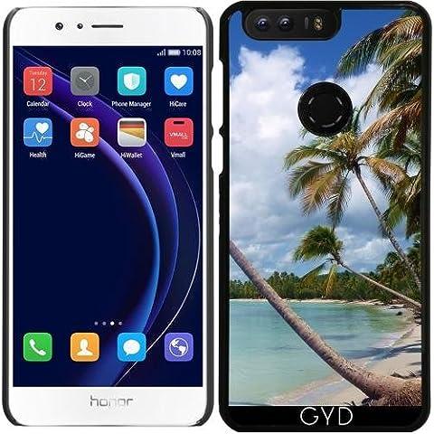 Custodia per Huawei Honor 8 - Palma Di Cocco Sulla