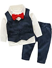 fd8089dc7 Amazon.co.uk  3-6 Months - Suits   Blazers   Baby Boys 0-24m  Clothing